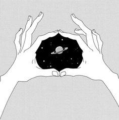 Part Time Glitch Full Time Galaxy Carl Sagan, Sad Girl, Astrology, Universe, Illustration Art, Sketches, Comics, Drawings, Crafts