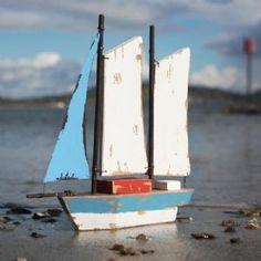 Schooner Ship | Model Boat | Decorative Boat