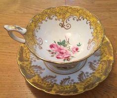 Royal Stafford, China Cups And Saucers, Rose Tea, Chocolate Pots, Tea Sets, Royal Albert, Fine China, Vintage Tea, Teacups