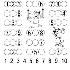Číselný rad _doplň Math Literacy, Kindergarten Math Worksheets, School Worksheets, Math Activities, Eureka Math, Preschool Writing, Third Grade Math, Math Numbers, Math For Kids