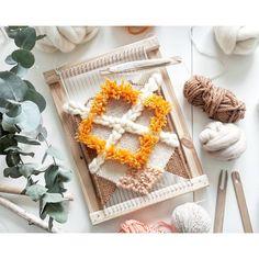 "129 Likes, 5 Comments - Agata Klimaszewska (@a.klimaszewska) on Instagram: ""jedno oko na maroko . . . #weaving #wallhanging #walldecor #interior #interiordesign #woven…"""