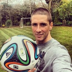 New FIFA World Cup brazil ball 2013 #torres