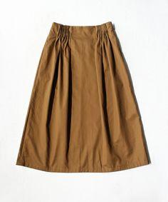 caph(カーフ)のサイドアコーディオンSK(スカート)|詳細画像