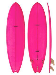 MODERN SURFBOARDS - BLACKFISH