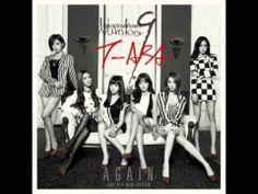 [korean] T-ARA - Number 9 Audio