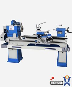 Hi-Power Medium Duty Lathe Machine 4.5 Feet Bed Length