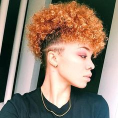20 Fancy natural hair mohawk hairstyles. Best mohawk hairstyles for women. Black…