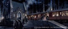 Andrew Williamson - Arriving in Hogsmead