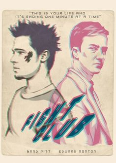 Fight Club - Vector 3D