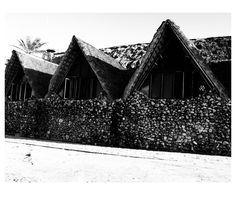 Photo by me. Photo: Diána Rigó Varadero, Cuba #Cuba #Varadero #travel #photography #BlackAndWhite