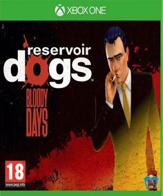 Xbox One Games Xbox X High Definition Reservoir Dogs: Bloody Days Reservoir Dogs, Xbox One Games, First Game, High Definition, Day, Movie Posters, Film Poster, Popcorn Posters, Film Posters