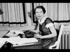 Video about Margaret Mitchell and how/why she wrote Gone With the Wind