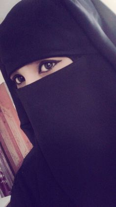 Hijab Niqab, Muslim Hijab, Mode Hijab, Niqab Eyes, Arab Girls Hijab, Muslim Girls, Muslim Couples, Beautiful Muslim Women, Beautiful Hijab