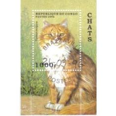 Stamps Congo