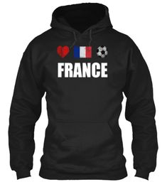 France Football French Soccer T Shirt/Hoodie