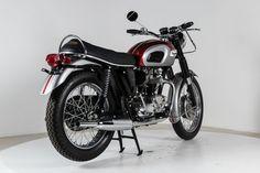 Triumph Bonneville 650cc - 1969