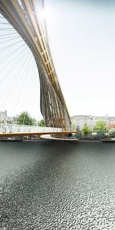 WOODEN BRIDGE, NETHERLANDS  | Real WoWz :: Laurent Saint-Val