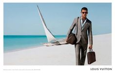 Jacey Elthalion Embarks on a Stylish Escape for Louis Vuittons Spring/Summer 2013 Campaign