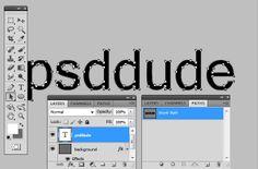 Stroke Path in Photoshop - Photoshop tutorial | PSDDude