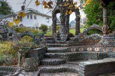 The Walker Rock Garden