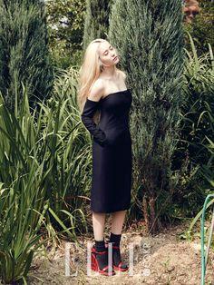 fx Krystal Elle Korea August 2014 Look 7 Krystal Jung, Jessica & Krystal, Fashion Line, Daily Fashion, Runway Fashion, Korean Beauty, Asian Beauty, Normcore Fashion, Tumblr Fashion