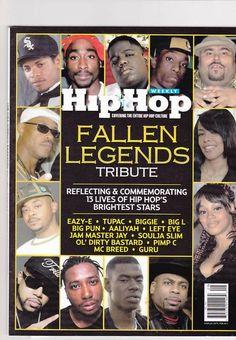 Hip Hop Fallen Legends