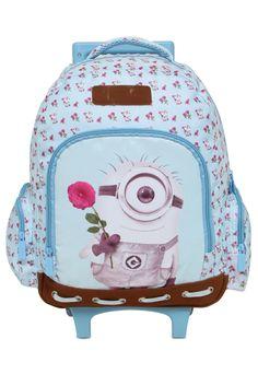 a8fb1fe60 8 melhores imagens de mochila de rodinha | Backpack purse, Backpacks ...