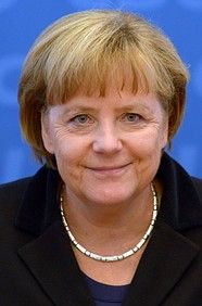 The World's Most Powerful People by Forbes   #2. Angela Merkel, Chancellor, Germany