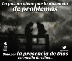 Askenaz (página oficial) La paz de Dios sobrepasa cualquier problema