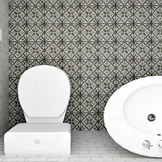 Ceramic Floor and Wall Tile (Case of 25)in Gavras Cendra ...