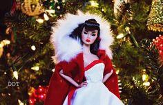 Holiday Glam Poppy Parker
