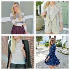 Click through for a chance to win any one of these Paper Crown looks! {love all four of them}