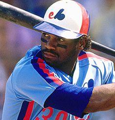 Tim Raines #30 - Montreal Expos 1979-1990, 2001