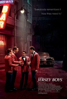 Jersey Boys posters for sale online. Buy Jersey Boys movie posters from Movie Poster Shop. We're your movie poster source for new releases and vintage movie posters. Clint Eastwood, Bergen, Xavier Dolan, Christopher Robin, Movies For Boys, Great Movies, Love Movie, Movie Tv, X Men