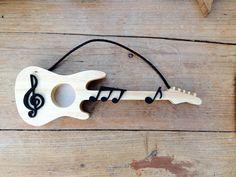 Scrollsaw Guitar