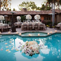1000 Images About Poolside Bridal Shower On