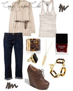 Cozy Fall outfit by lea