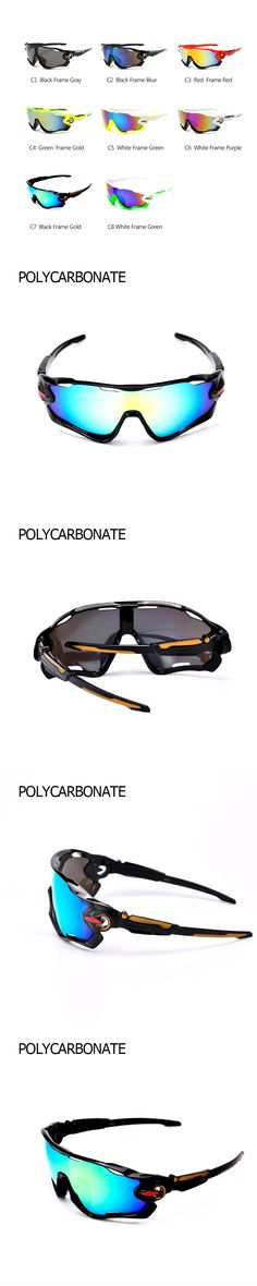 NEW Sport Sunglasses Brand Designer Man's Sun Glasses Vintage Style Goggles High Quality Eyewear For Men UV400