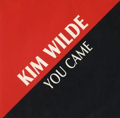 "For Sale - Kim Wilde You Came Spain Promo  7"" vinyl single (7 inch record) - See this and 250,000 other rare & vintage vinyl records, singles, LPs & CDs at http://eil.com"