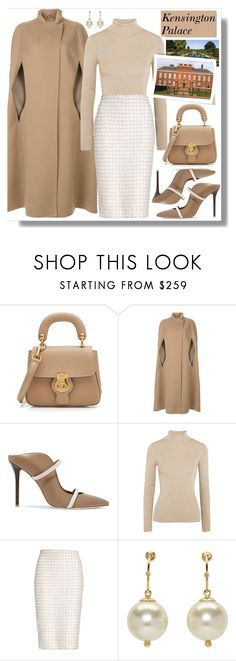 """Kensington Palace Travel Outfit"" by loewenangel ❤ liked on Polyvore featuring Burberry, Agnona, Malone Souliers, 3.1 Phillip Lim, St. John, Simone Rocha, royalengagement, outfitsfortravel and KensingtonPalace"