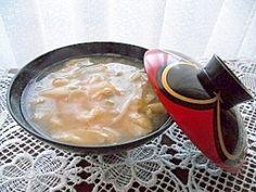 「もやしと油揚げの味噌汁」もやしがいっそう美味しくなるお味噌汁【楽天レシピ】
