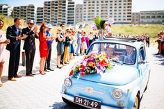 Bruid en Bruidegom Noordwijk