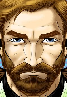 Obi Wan Kenobi Young by Thuddleston.deviantart.com on @deviantART
