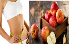 comer manzana para perder peso Health Diet, Health Fitness, Barbacoa, How To Lose Weight Fast, Detox, Food And Drink, Apple, Fruit, Healthy
