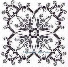 Потрясающая туника от Aisha crochet (Вязание крючком)   Журнал Вдохновение Рукодельницы