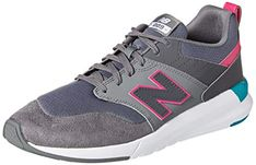 New Balance Women's Sneaker, Castlerock/Magnet, M US Latest Sneakers, Retro Sneakers, Classic Sneakers, Sneakers Fashion, Classic Branding, Baby Doll Clothes, Athleisure Outfits, New Balance Women, Fashion Wear