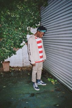 Ian Connor matches the pants in jacket seamlessly