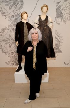 Last night, costume designer Terry Dresbach chatted about all her behind-the-scenes costuming secrets...