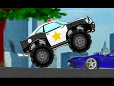 Monster Trak Multiki Pro Mashinki Dlya Detej Monster Truck Kids Car
