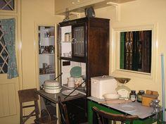 Kitchen  1940s